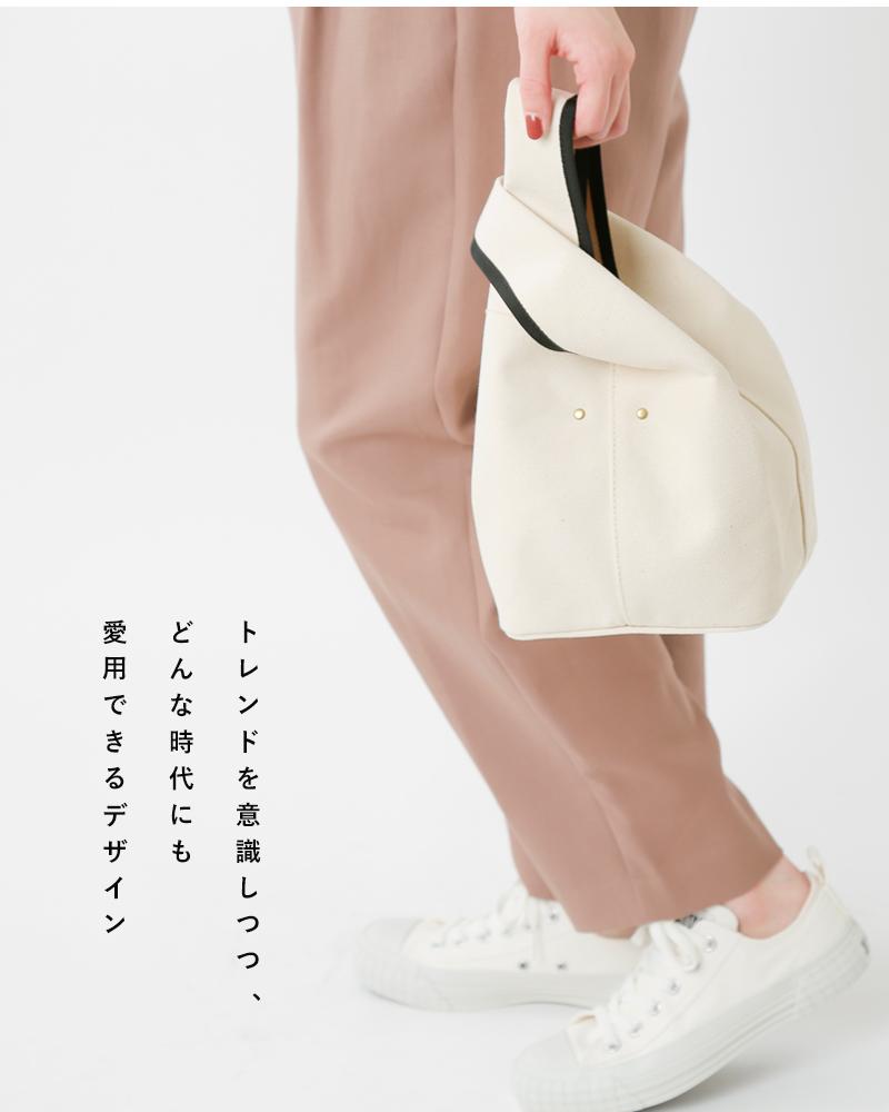 """FEEL AND TASTE(フィールアンドテイスト)6号帆布コットンキャンバスショッパーミニバッグ""""shopper mini"""" f091a045"""