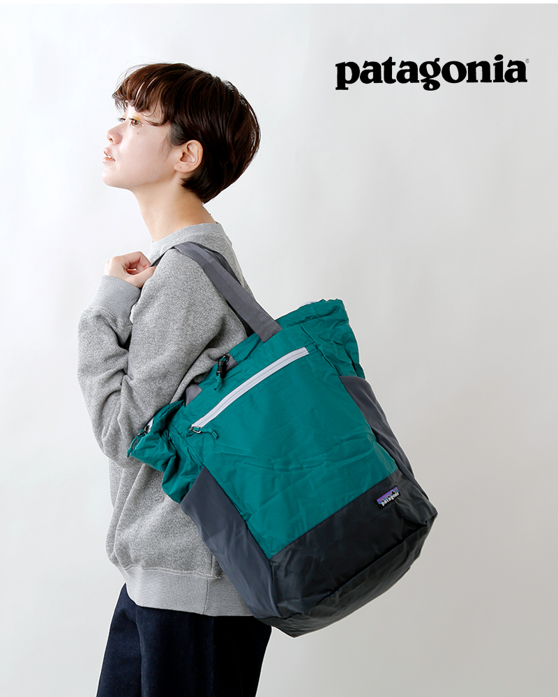 "patagonia(パタゴニア)ウルトラライトブラックホールトートパック""Ultralight Black Hole Tote Pack"" 48809"