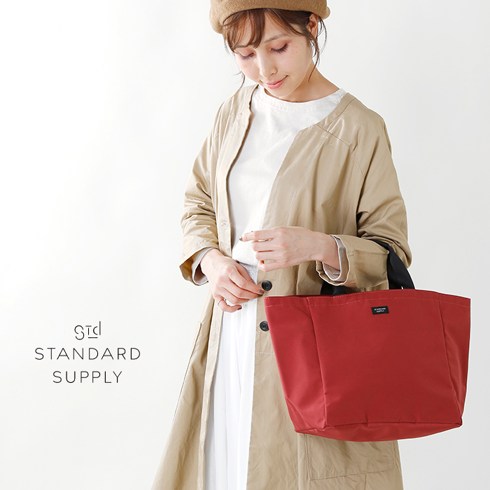 "STANDARD SUPPLY(スタンダードサプライ)バイシクルトートバッグS""SIMPLICITY PLUS"" b-tote-s"