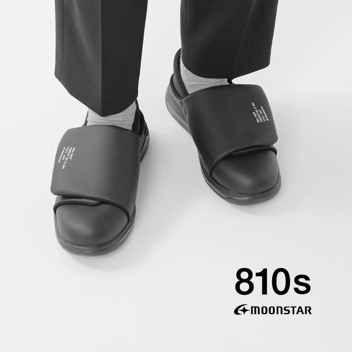 """moonstar 810s(ムーンスター エイトテンス)シンセティックレザー2wayバンドシューズ""""HOSP"""" et003"""