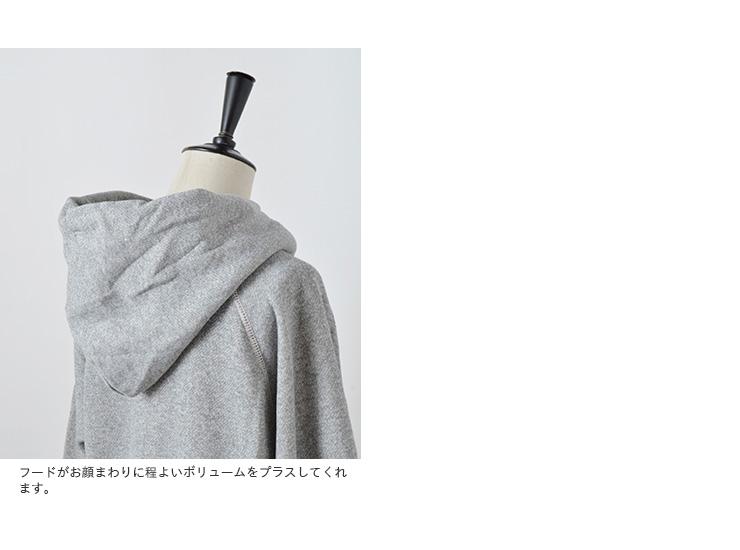 THE NORTH FACE PURPLE LABEL(ノースフェイスパープルレーベル)パックフィールドフーデットスウェットシャツ nt6053n