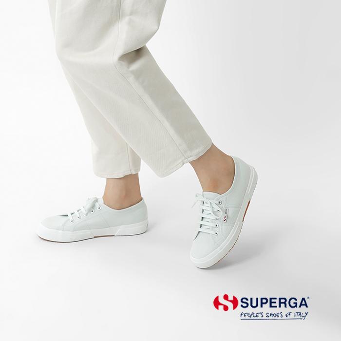 Superga(スペルガ)クラシックレザースニーカー 2750-cotu-classic