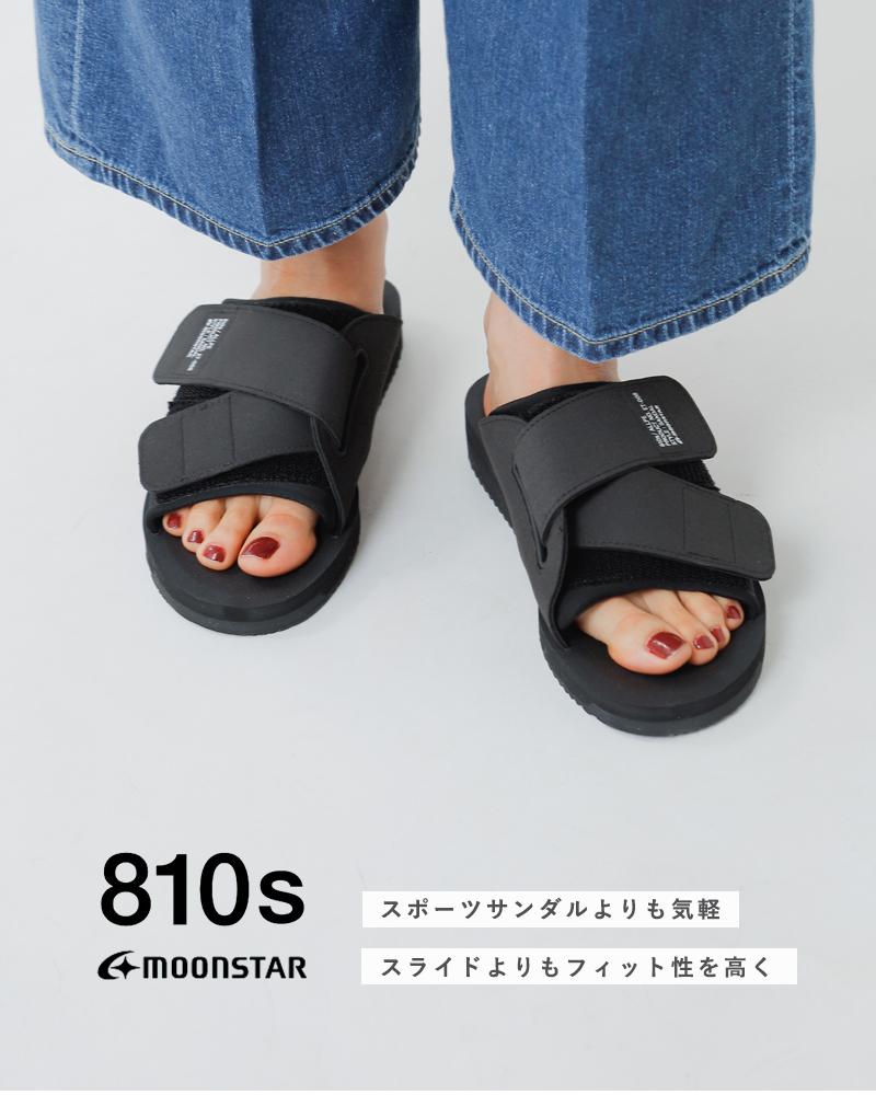 """moonstar 810s(ムーンスター エイトテンス)クロスベルトサンダル""""ALLPE"""" et008"""