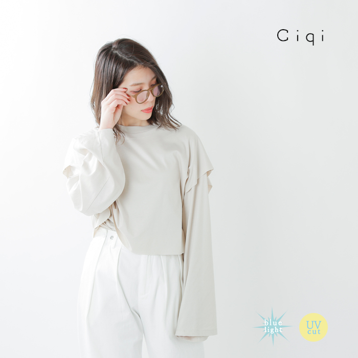 "Ciqi(シキ)ブルーライト・UVカット ボスリントンリーディンググラス""Evans"" evans"