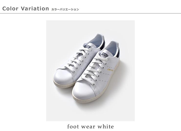 "adidas Originals(アディダス オリジナルス)PrimeGreenヴィーガンレザーアッパースニーカー""STAN SMITH"" fx5521"
