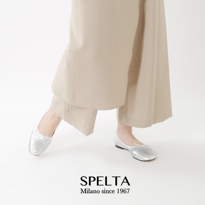 "SPELTA(スペルタ)バレエシューズ""IMMA nappa"" imma-nappa"