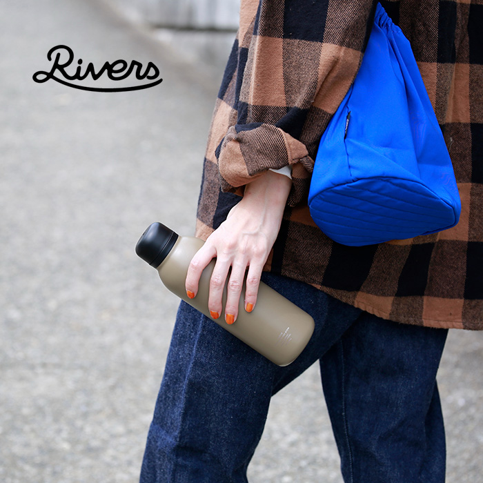 "RIVERS(リバーズ)バキュームフラスクステンレスボトル ""VACCUM FLASK STEM STD"" stem"