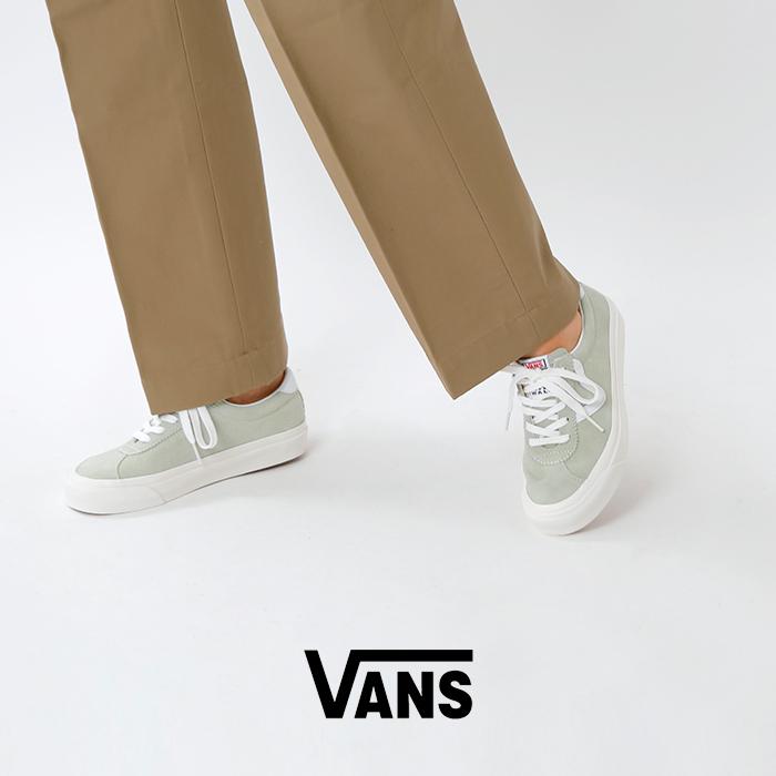 """Vans(ヴァンズ)スウェードスニーカー""""STYLE 73 DX"""" style-73-dx"""