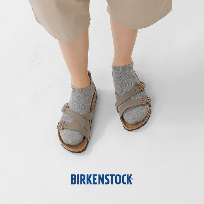 """BIRKENSTOCK(ビルケンシュトック)Birko-Florヌバックフラットベルトサンダル""""YaoBalance""""yao-balance"""